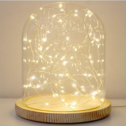 Luminária LED (Bivolt) - pequena