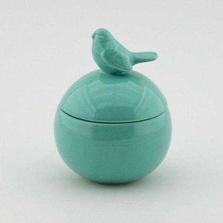 Potinho pássaro Verde