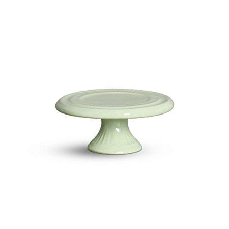 Mini boleira verde algodão doce