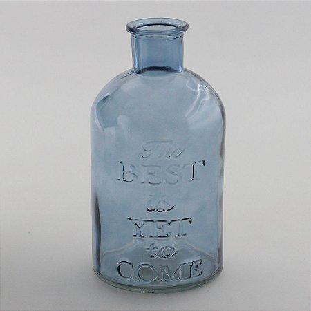 Garrafa The Best - azul