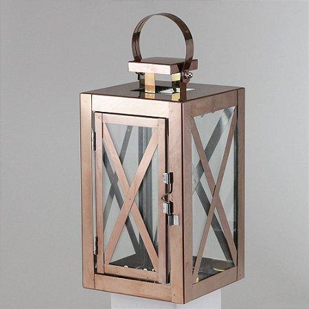 Lanterna de cobre