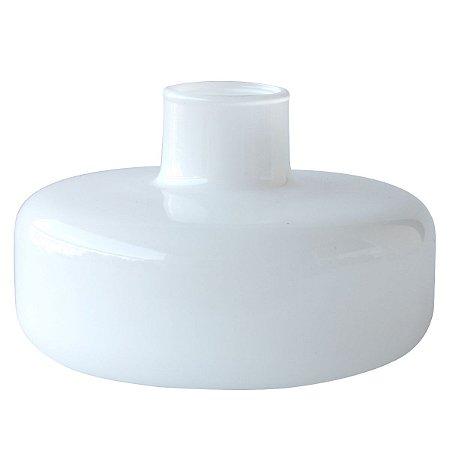 Vaso Flat Branco