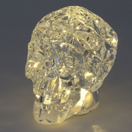 Caveira com LED