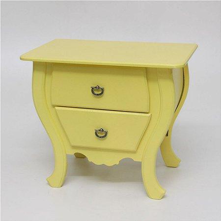 Mini criado - Amarelo Claro