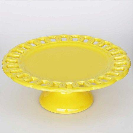Boleira Elos Amarelo - Grande