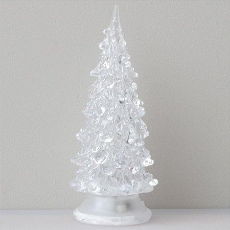 Árvore de Natal de acrílico - 14,5cm
