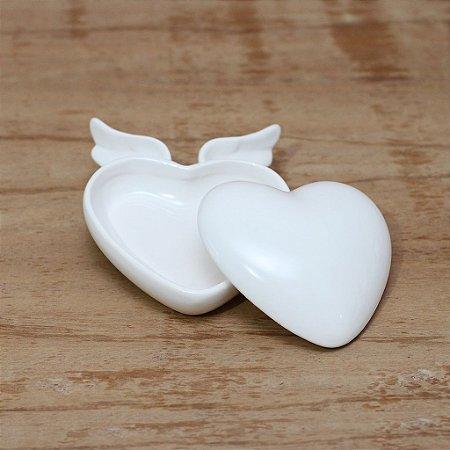 Porta-joia Coração Alado