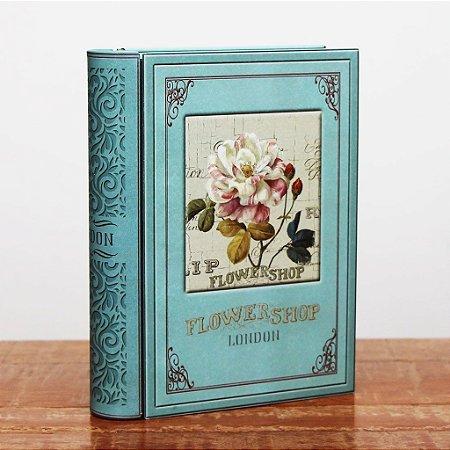 Caixa Livro - London
