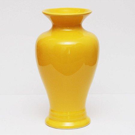 Vaso Bojudo Amarelo