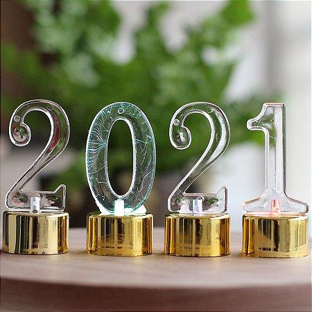 Kit números de Led 2021