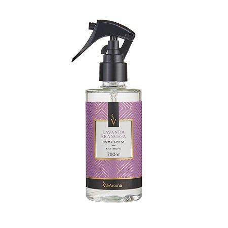 Home Spray Lavanda Francesa Via Aroma