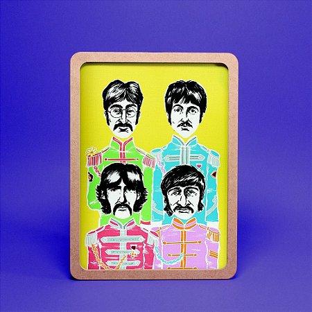 Quadro Beatles