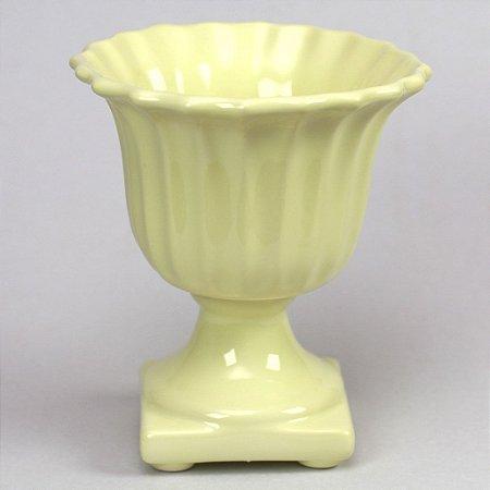 Vaso Frisado - Amarelo Candy