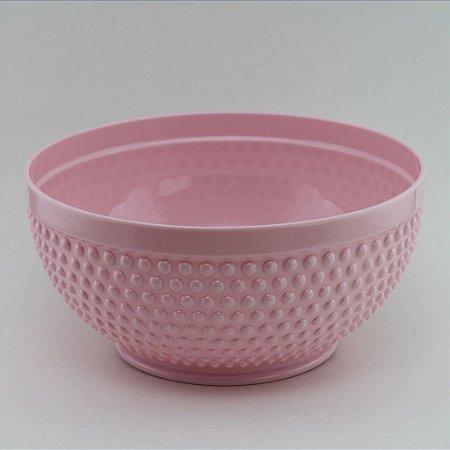 Tigela de plástico Rosa