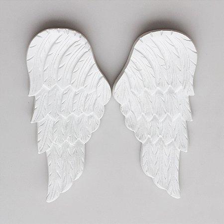 Asas de Anjos - branca