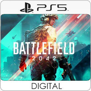 Battlefield 2042 PS5 Mídia Digital