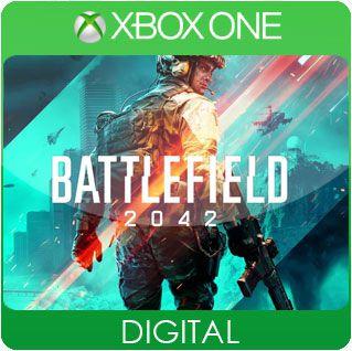 Battlefield 2042 Xbox One Mídia Digital