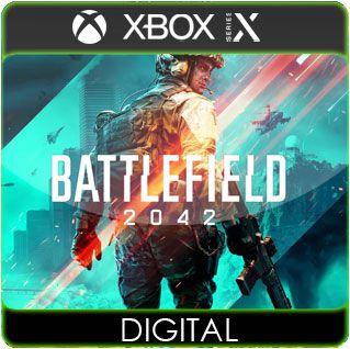Battlefield 2042 Xbox Series X S Mídia Digital