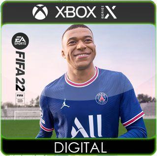 FIFA 22 Xbox Series X S Mídia Digital