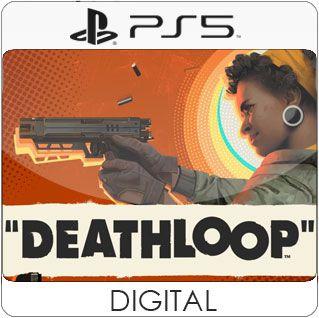 Deathloop PS5 Mídia Digital