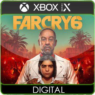 Far Cry 6 Xbox Series X|S Mídia Digital
