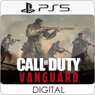 Call of Duty: Vanguard PS5 Mídia Digital