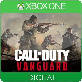 Call of Duty: Vanguard Xbox One Mídia Digital