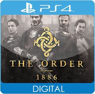 The Order: 1886 PS4 Mídia Digital
