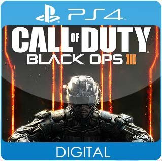 Call of Duty: Black Ops 3 PS4 Mídia Digital