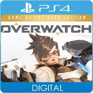 Overwatch Game of the Year Edition PS4 Mídia Digital