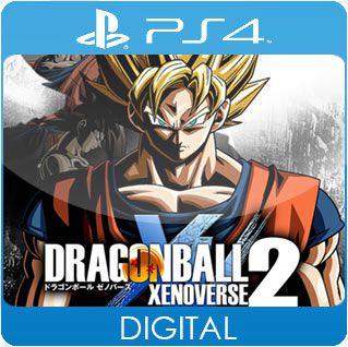 Dragon Ball Xenoverse 2 PS4 Mídia Digital