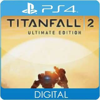 Titanfall 2 Ultimate Edition PS4 Mídia Digital