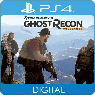 Tom Clancy's Ghost Recon Wildlands PS4 Mídia Digital