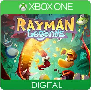 Rayman Legends Xbox One Mídia Digital