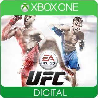 EA Sports UFC Xbox One Mídia Digital