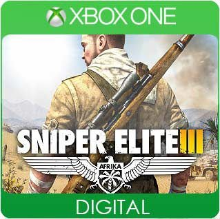 Sniper Elite 3 Xbox One Mídia Digital