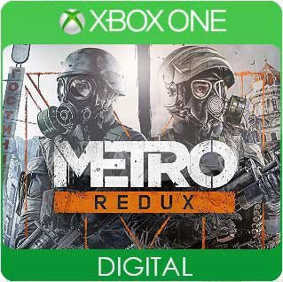 Metro Redux Bundle Xbox One Mídia Digital