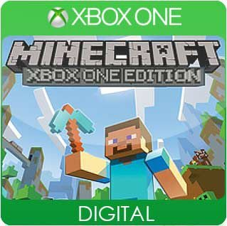 Minecraft: Xbox One Edition Xbox One Mídia Digital