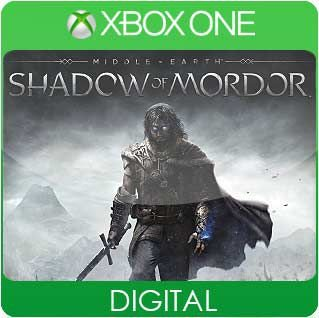 Middle-Earth: Shadow of Mordor Xbox One Mídia Digital
