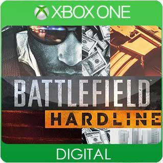 Battlefield Hardline Xbox One Mídia Digital