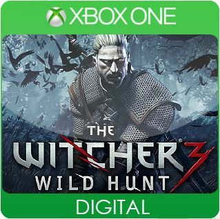 The Witcher 3: Wild Hunt Xbox One Mídia Digital