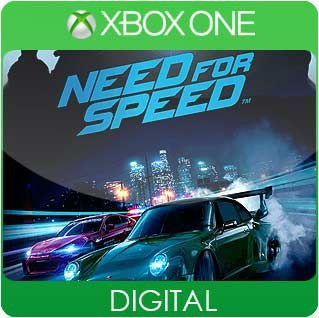 Need for Speed Xbox One Mídia Digital
