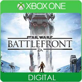 Star Wars Battlefront Xbox One Mídia Digital