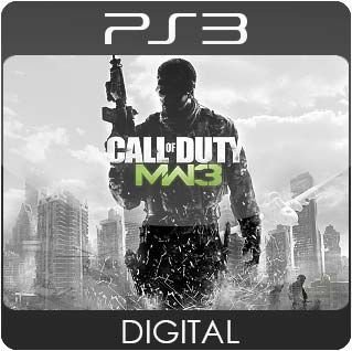 Call of Duty: Modern Warfare 3 PS3 Mídia Digital