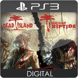 Dead Island Franchise Pack PS3 Mídia Digital