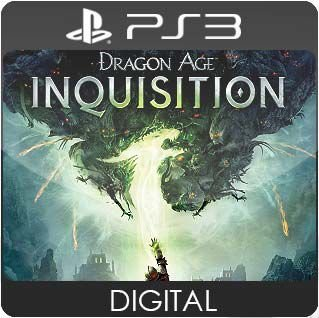 Dragon Age: Inquisition PS3 Mídia Digital