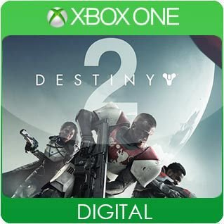 Destiny 2 Xbox One Mídia Digital