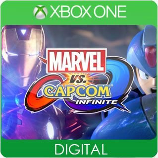 Marvel vs. Capcom: Infinite Xbox One Mídia Digital