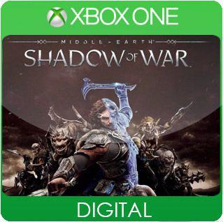 Terra-média: Sombras da Guerra Xbox One Mídia Digital