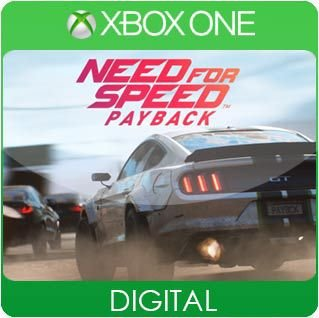 Need for Speed Payback Xbox One Mídia Digital